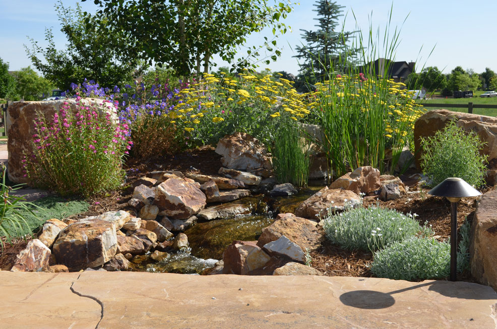 Custom Landscaping Designs in Fort Collins CO